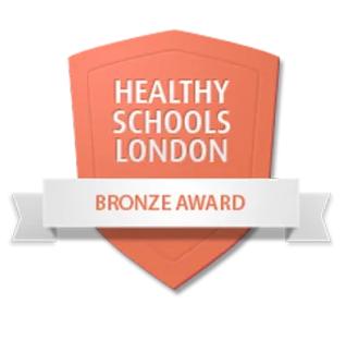 Healthy school bronze award