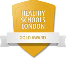 Healthy Schools gold award
